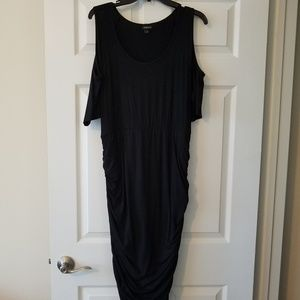 Torrid Jersey Cold Shoulder Dress (NWOT)